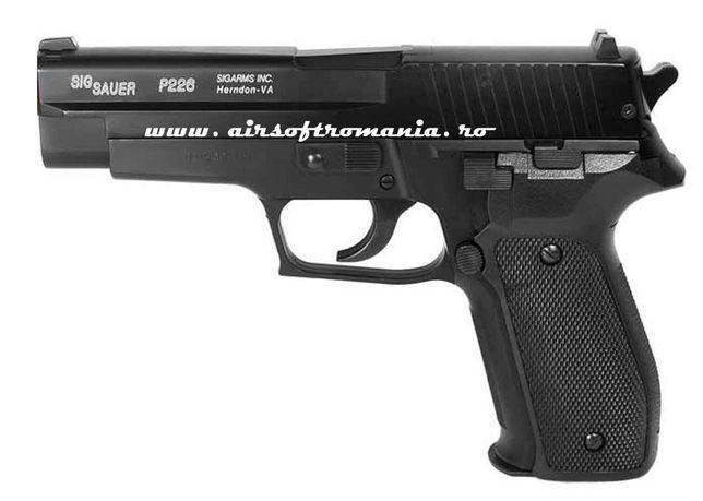 Pistol Sig Sauer SEAL NAVY arc airsoft 0,6 Joules