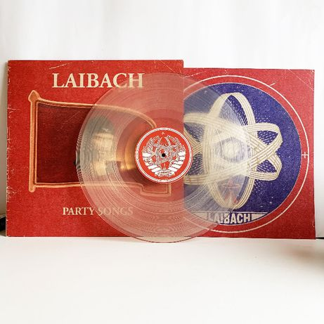 Laibach – The Sound Of Music Laibach - Party Songs EP - Limited