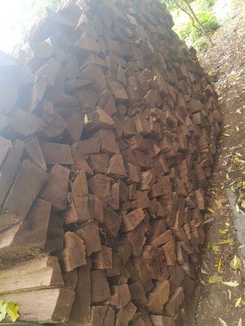 Vând lemn de stejar
