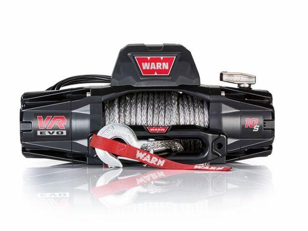 Troliu Warn VR EVO 10-S cu cablu sintetic - NEW