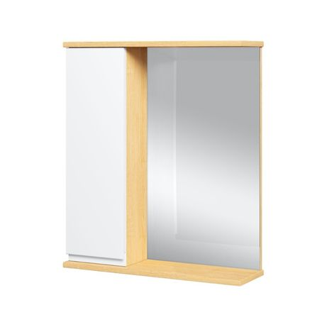 """Шкаф навесной: 1 дверь и зеркало """"Галатея"""""""