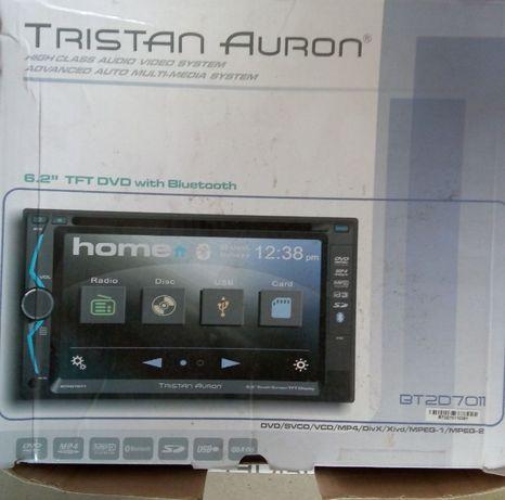 Dvd auto 2 din Tristan auron / bluetooth