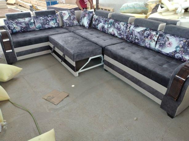 Угловой диван мягкая мебель тройка мебель для гостиной диван