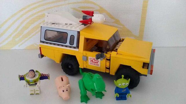 Lego (Лего) 7598 - Спасение на машине Планета пиццы