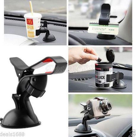 Универсална стойка , държач,щипка за телефон/навигация,gps