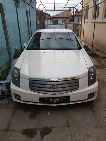 Cadillac CTS Sport | VTXi package