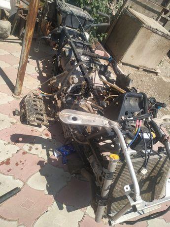 Polaris sportsman 850 аварийный