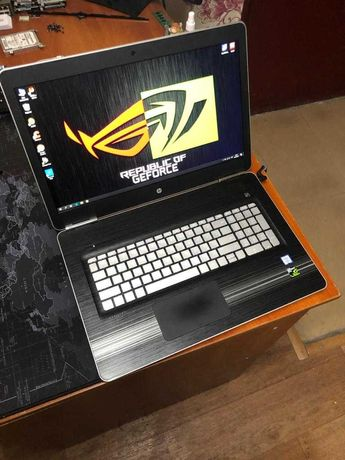 """Продам игровой ноутбук Hp Дисплей Full HD IPS диагональю (17,3"""")"""