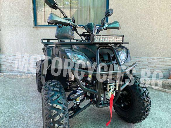 НОВО ! ! ! ATV   220сс С ЛЕБЕДКА