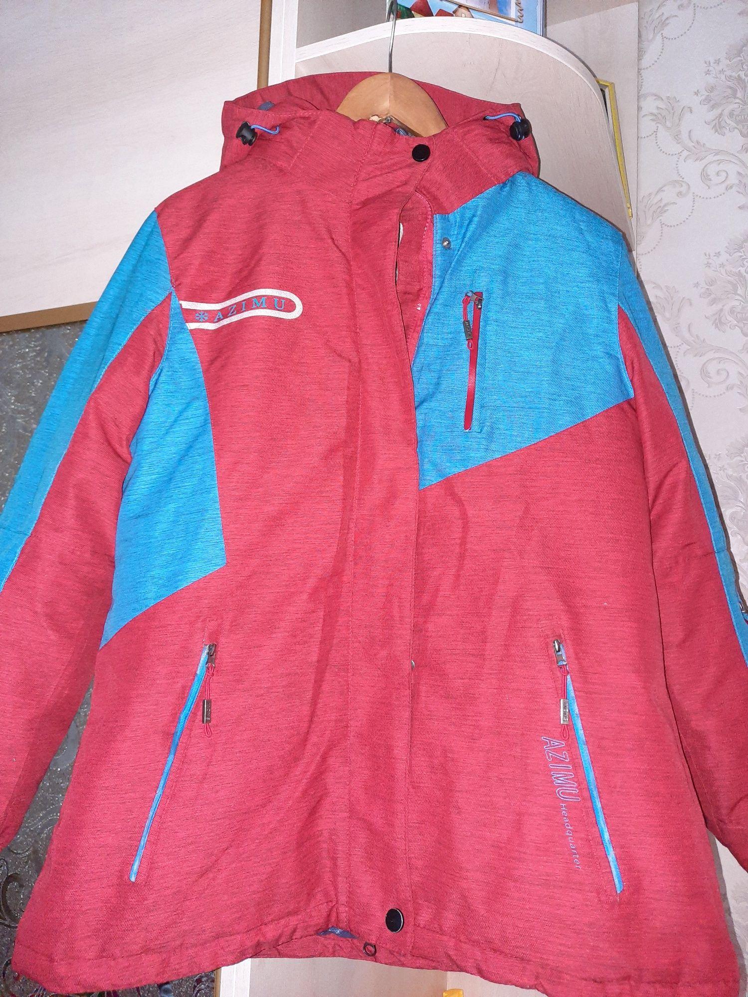 Зимняя женская Куртка термо