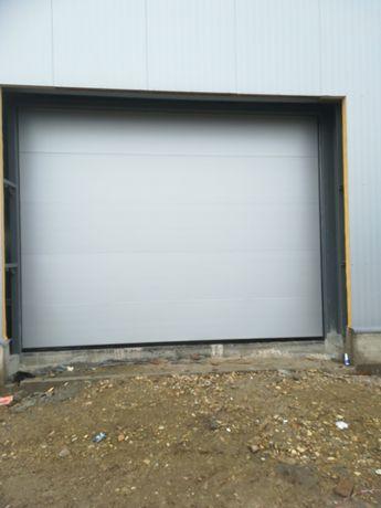 Uși de garaj rezidențiale și industriale