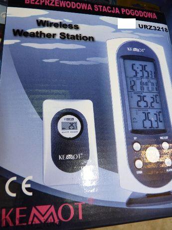 Метеостанция / външна и вътрешна температура urz3218
