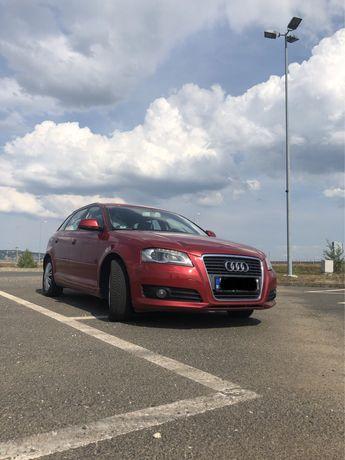Audi A3 8P  2.0 TDI / 100kW