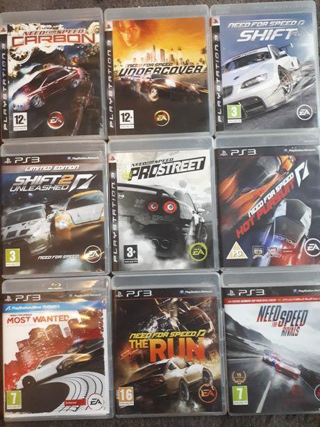 Vând jocuri originale PS3 din colecția personală !