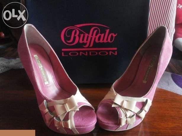 Pantofi dama Buffalo London