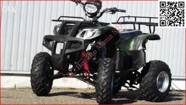 ATV BIG Mega Grizzly FARMER 250cc cu trepte BEMI
