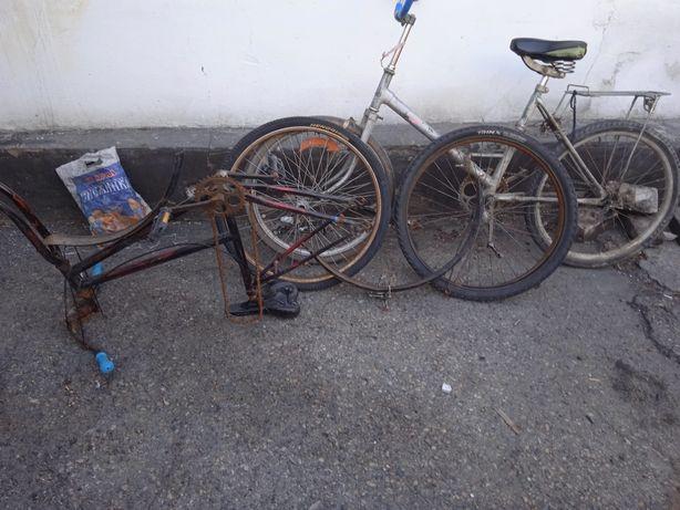 Велосипед два 13000