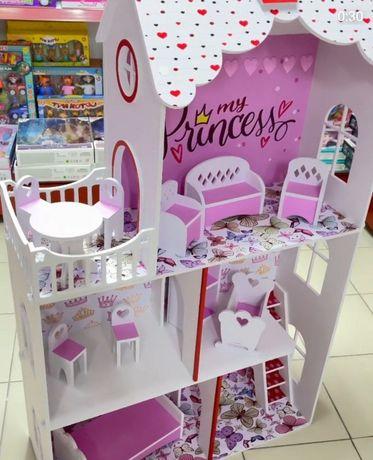 """Детский домик для кукол """" Моя принцесса"""