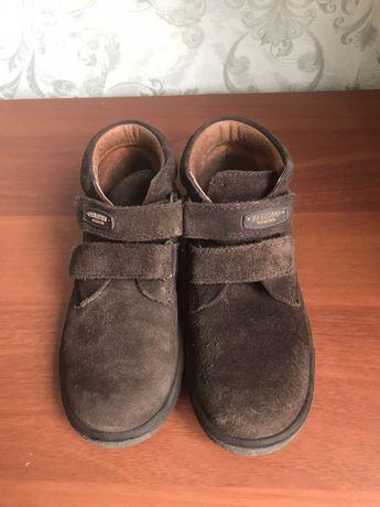 Продам ботинки весна-осень на мальчика 33-й размер