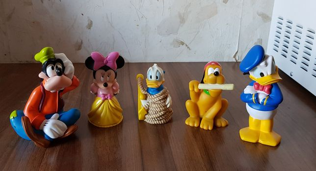Jucarii Disney De Cauciuc Vechi De Colectie Jucarie Retro Vintage