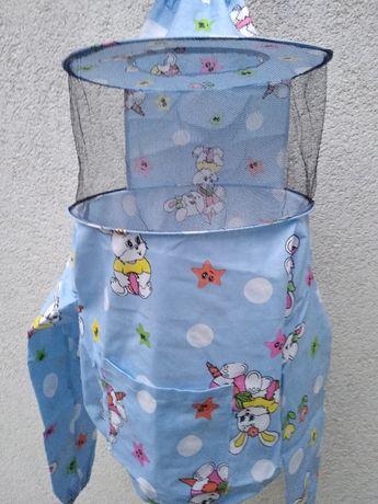 Пчеларски блузон детски шарен-пчеларско облекло