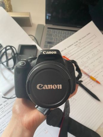 Продам Canon EOS 600D - в хорошие руки