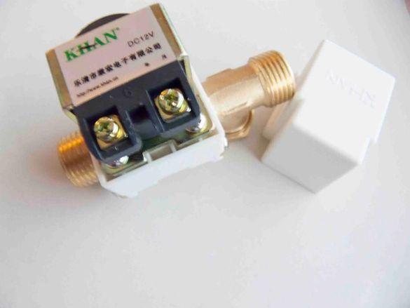 Електрически клапан за капково напояване