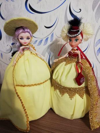 Продам куклы шкатулки