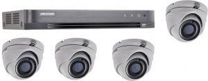 Instalam sisteme de supraveghere video si alarme antiefractie