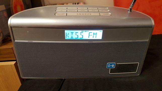 Radio GRUNDIG DAB+, DAB si FM, digital, RDS