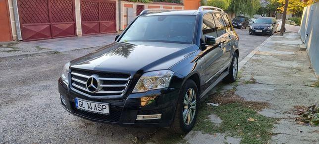 Mercedes GLK 220 CDI (170 Hp) 4Matic 7G-Tronic