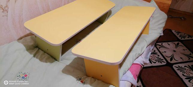 Детские скамейки