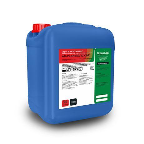 Моющее дезинфицирующее высокопенное средство Plantex12, кан.20л.