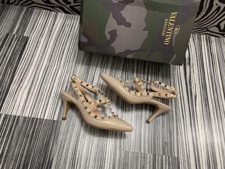 Pantofi Valentino -piele naturală 100% POZE REALE! calitate ! Produsul