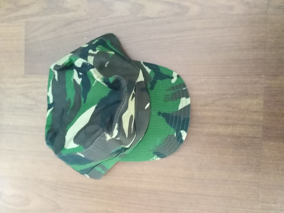 Capela șapcă militara