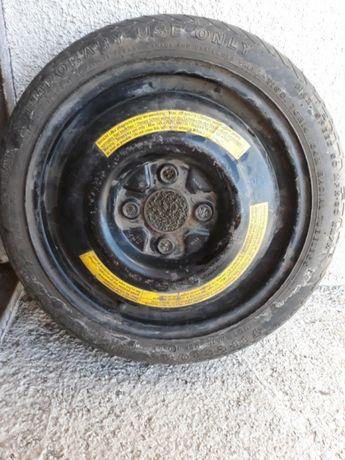 Резервна гума 4х100 фолксваген