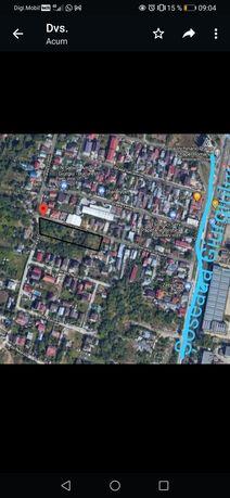 Teren de vânzare intravilan limita București sec 4 giurgiului dedeman