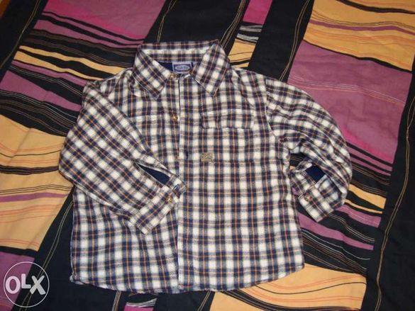 Подплатена риза за пролет-есен и Суитчър на Disney sport -18-24