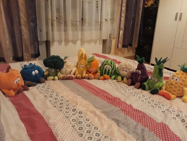Jucării pluș fructe-legume Vita Force Penny