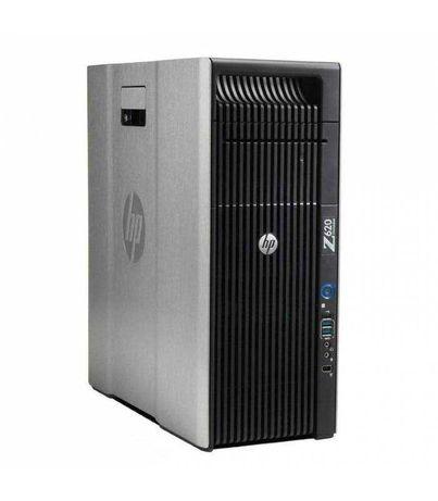 SERVER HP Z620 2xE5-2680 32GB DDR3 256GB SSD 1Tera nVidia Quadro K4000