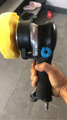 Masina pneumatica polishat  marca Rupes cu excentric