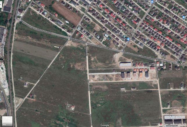 Teren Vanzare Chiajna Str. Stelelor, 105euro/mp, 600mp, 18x35 m