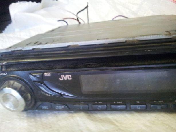 Casetofon de masina JVC