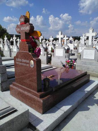 Monumente,lucrari funerare,cavouri marmura ,granit ,mozaic,fotogravura