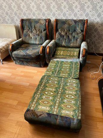 2 кресла кровати