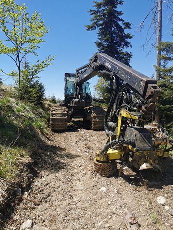 Prestari servicii de exploatare forestieră