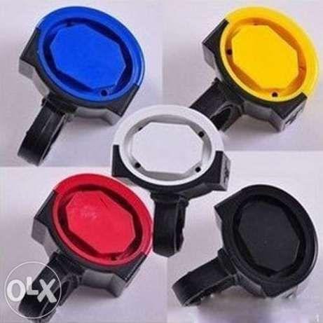 Claxon bicicleta diferite culori