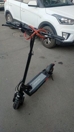 Новый мощный электросамокат! Оригинал Kugoo M4 PRO 18Ah2021