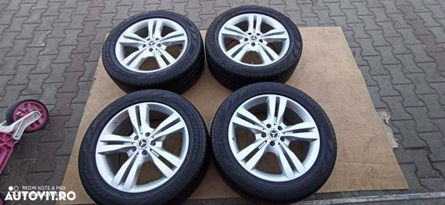 Jante Mercedes GLE W166 Anvelope Vara Continental SportContact 5 R19