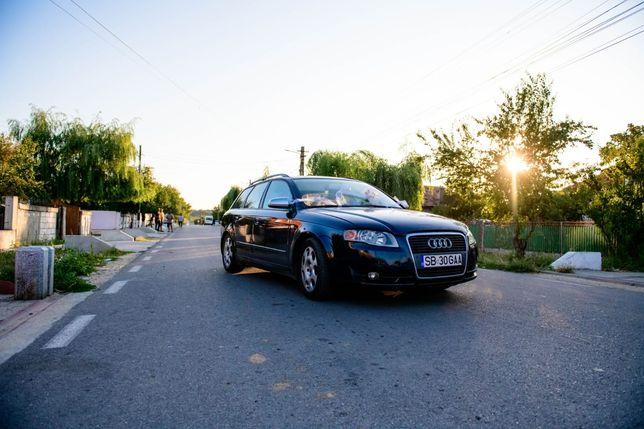 Vând Audi A4 B7 2.0 TDI Break.